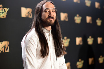 Steve Aoki 2017 MTV Movie and TV Awards - Red Carpet
