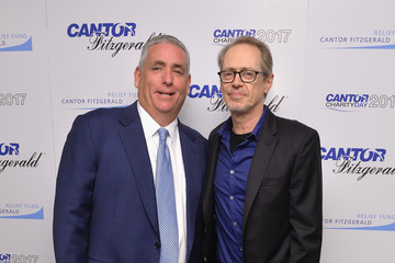 Steve Buscemi Annual Charity Day Hosted By Cantor Fitzgerald, BGC and GFI - Cantor Fitzgerald Office - Inside