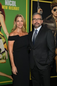 Steve Carell Nancy Carell Universal Pictures And DreamWorks Pictures' Premiere Of 'Welcome To Marwen' - Red Carpet
