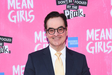 Steve Higgins 'Mean Girls' Broadway Opening Night