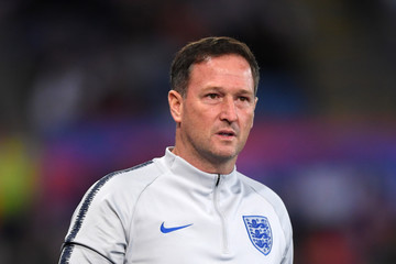 Steve Holland England vs. Switzerland - International Friendly