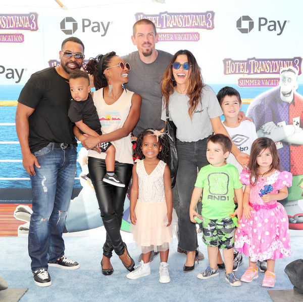Columbia Pictures And Sony Pictures Animation's World Premiere Of 'Hotel Transylvania 3: Summer Vacation' - Arrivals