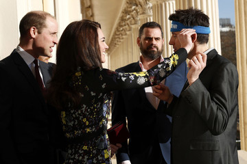 Steve Jackson The Duke & Duchess Of Cambridge And Prince Harry Outline Plans For Heads Together Ahead Of The 2017 Virgin Money London Marathon
