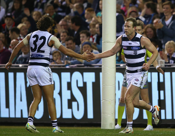 AFL Rd 21 - St Kilda v Geelong Cats []