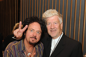 Steve Lukather John Varvatos and Ringo Starr Press Conference