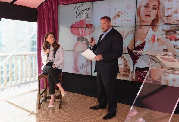 GUESS Girl Fragrance Launch
