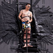 Steve-O Steve-O Duct-Tapes Himself To Billboard In Promotion Of His New Special