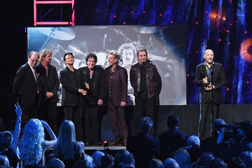 Steve Smith 32nd Annual Rock & Roll Hall Of Fame Induction Ceremony - Show