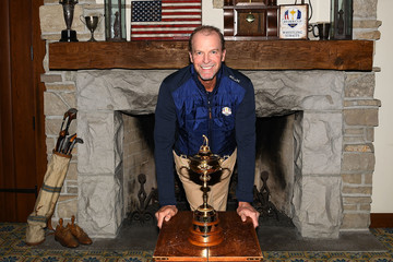 Steve Stricker European Best Pictures Of The Day - February 21, 2019