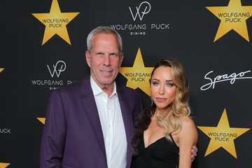 Steve Tisch Gelila Assefa Puck Hosts Celebration in Honor of Wolfgang Puck Receiving a Star on the Hollywood Walk of Fame - Arrivals