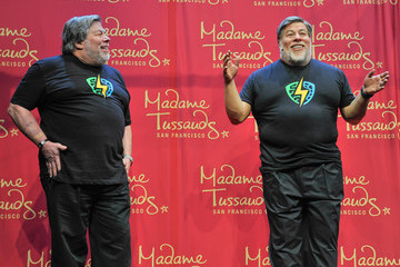Steve Wozniak Madame Tussauds San Francisco Unveils Wax Figure Of Apple Co-Founder Steve Wozniak Live On-Stage At 1st Ever Silicon Valley Comic Con In Side-by-Side Reveal With The Tech Innovator Who Won The Public Vote
