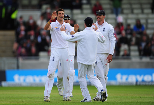 England v West Indies: 3rd Investec Test - Day Three