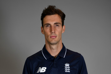 Steven Finn England One Day Squad Portraits