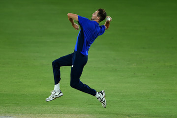 Steven Finn ECB North v South Series - Game Two