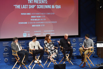 Steven Kane Exclusive Screening And Panel Of TNT's 'The Last Ship' At Inaugural Infinity Film Festival