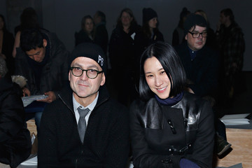Steven Kolb Reed Krakoff - Front Row - Mercedes-Benz Fashion Week Fall 2014