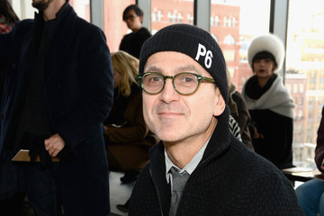 Steven Kolb Front Row at the Michael Kors Show