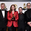 Steven Ledbetter 61st Annual Grammy Awards - Press Room