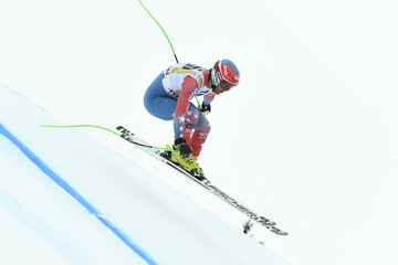 Steven Nyman Audi FIS Alpine Ski World Cup - Men's Downhill Training