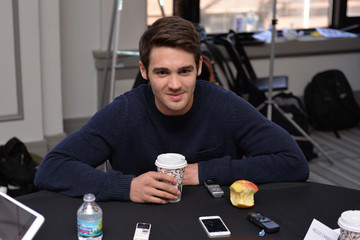 Steven R. McQueen NBC's 'Chicago Fire', 'Chicago P.D.' and 'Chicago Med' - Press Junket