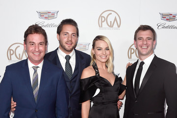 Steven Rogers 29th Annual Producers Guild Awards - Arrivals