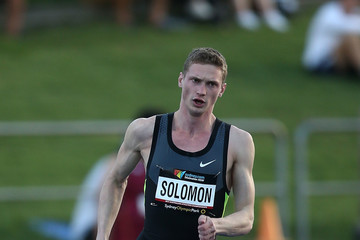 Steven Solomon 2017 Australian Athletics Championships: Day 6