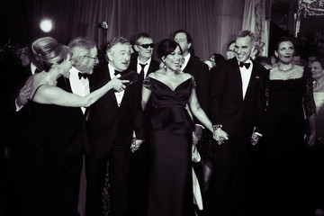 Steven Spielberg Daniel Day-Lewis An Alternative Look At The 85th Annual Academy Awards
