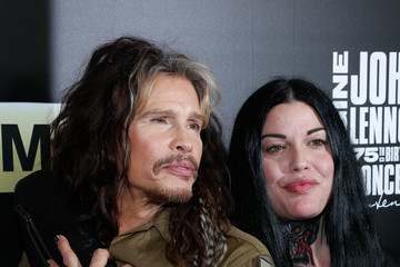 Steven Tyler Imagine: John Lennon 75th Birthday Concert - Arrivals