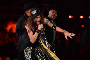 Steven Tyler Darryl 'D.M.C.' 62nd Annual GRAMMY Awards - Inside