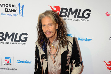 Steven Tyler Big Machine Label Group Celebrates the 49th Annual CMA Awards in Nashville - Arrivals