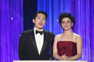Steven Yeun 23rd Annual Screen Actors Guild Awards - Show