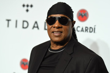 Stevie Wonder TIDAL X Benefit Concert Powered By BACARDI And Hosted By Fat Joe