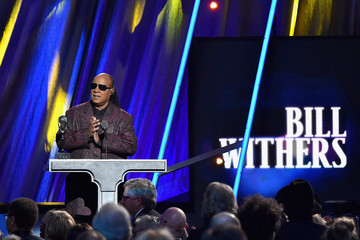 Stevie Wonder 30th Annual Rock And Roll Hall Of Fame Induction Ceremony - Show