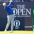 Stewart Cink The 149th Open - Day Two