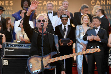 Sting Sting Performs To Close The 71st Annual Cannes Film Festival