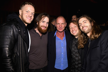 Sting The New Yorker Festival 2014 Wrap Party