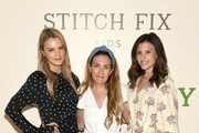 (L-R) Co-President of Baby2Baby Kelly Sawyer Patricof, Brianne Manz and Co-President of Baby2Baby Norah Weinstein attend the Stitch Fix Kids x Baby2Baby PJ Party at The Wonder on May 30, 2019 in New York City.