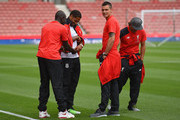 Glen Johnson Mamadou Sakho Photos Photo