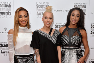 Stooshe Scottish Fashion Awards - Red Carpet Arrivals