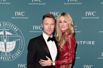 Storm Keating IWC Schaffhausen At SIHH 2019 - Gala Red Carpet