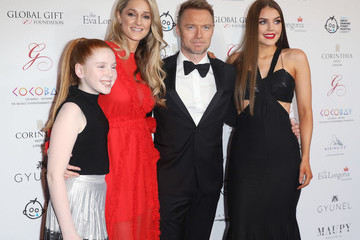 Storm Keating The Global Gift Gala London - Red Carpet Arrivals