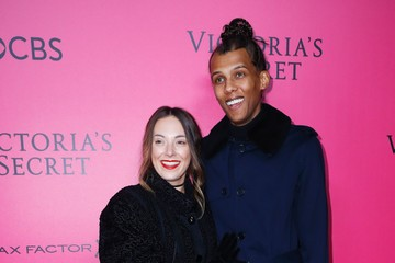Stromae 2016 Victoria's Secret Fashion Show in Paris - Pink Carpet Arrivals