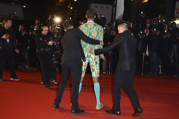 Stromae 15th NRJ Music Awards - Red Carpet Arrivals