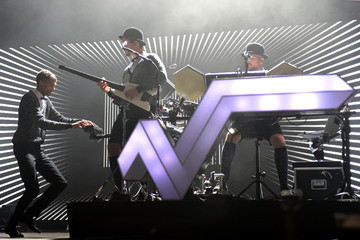 Stromae 2015 Coachella Valley Music And Arts Festival - Weekend 1 - Day 3