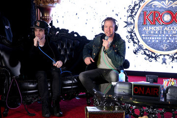 Stryker Brendon Urie 106.7 KROQ Almost Acoustic Christmas 2015 - Day 2