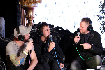 Stryker Josh Dun 106.7 KROQ Almost Acoustic Christmas 2015 - Day 1