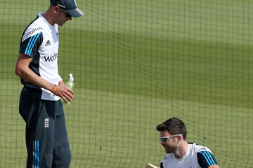 Stuart Broad England and India Nets Sessions