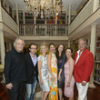 Stuart Lane Hamptons Magazine And Cover Star Ali Wentworth Host Private Dinner For Authors Night