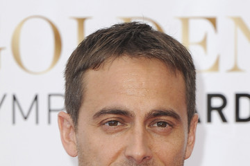 Stuart Townsend Arrivals at the Monte Carlo TV Festival's Closing Ceremony