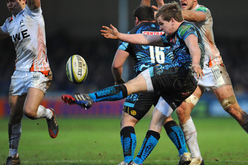 Stuart Townsend Exeter Chiefs v Ospreys - LV= Cup